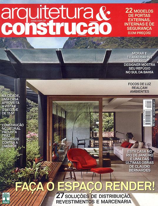 Revista Arquitetura & Construção – Set/2011 – ODVO arquitetura e ...